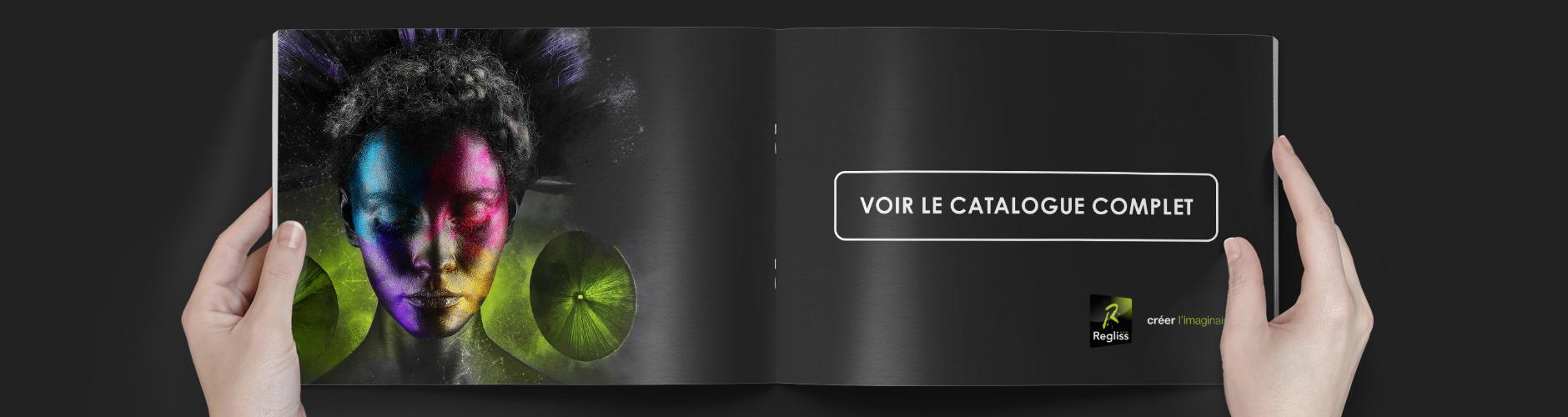 Outils marketing-Impression / Voir le catalogue