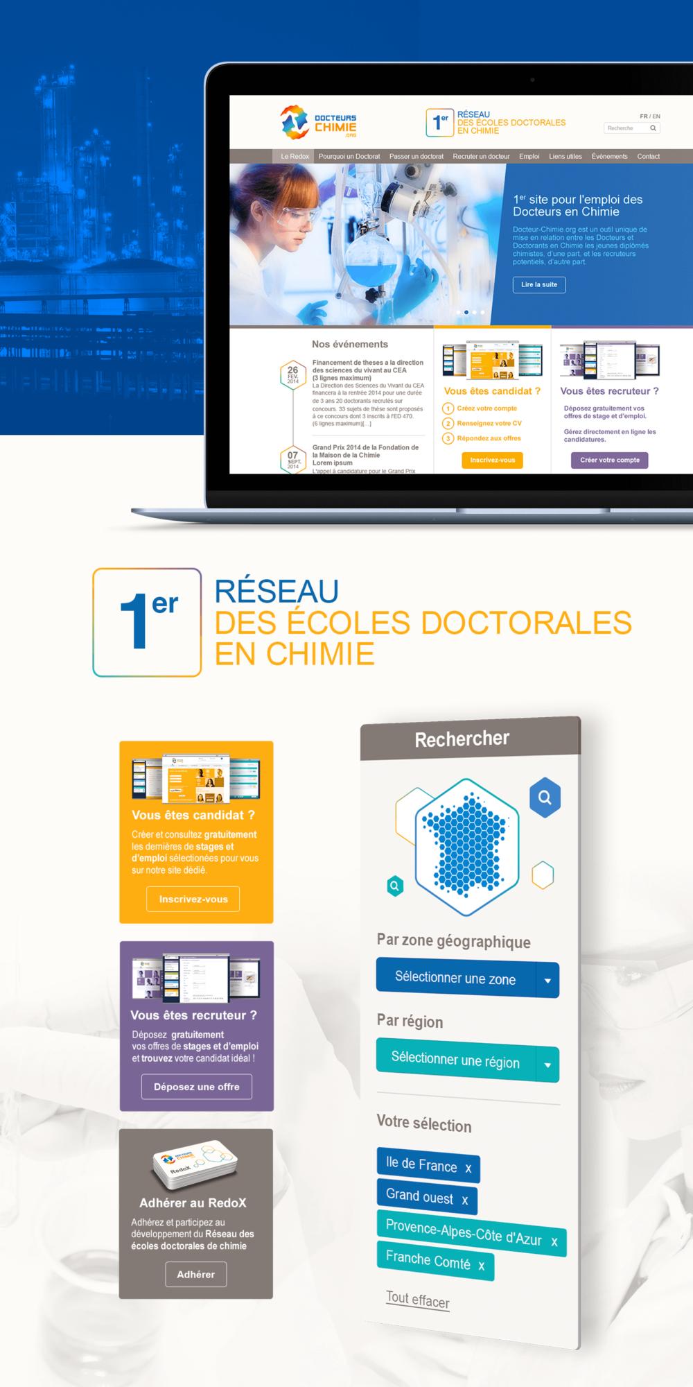Docteurs Chimie - Site internet du 1er réseau des écoles doctorales en chimie